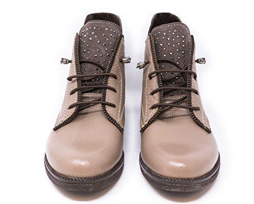 Chaussures Alessandra vison BOBERCK à Collection femmes pour clair lacets EBqwPd