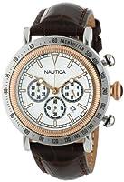 Nautica Men's N15006G Spettacolare Chronograph Watch from Nautica
