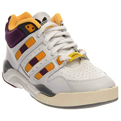 c2c8ee16f adidas Torsion Court Strategy Mens in White Sogo