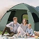 Tangkula 2-Person Outdoor Camping Tent