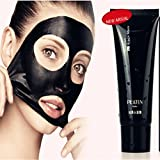 #9: TraveT Women Deep Cleansing Black Mud Face Mask Blackhead Acne Remover Mask Easy Peeling Off