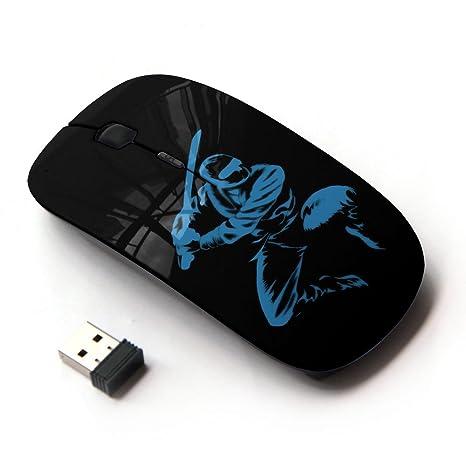 Amazon.com: KawaiiMouse [ Optical 2.4G Wireless Mouse ] Blue ...
