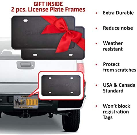 CLIM ART Cargo Liner for Ford Explorer 2011-2019 Custom Fit Trunk Mat, with Honeycomb Dirtproof & Waterproof Technology – All-Climate, Heavy Duty, Anti-Slip Cargo Liner, Luggage - FL01111068