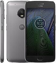 """Smartphone Motorola Moto G5 Plus XT1683 Platinum 5,2"""" Câmera 12MP Memória 32GB e 2GB d"""