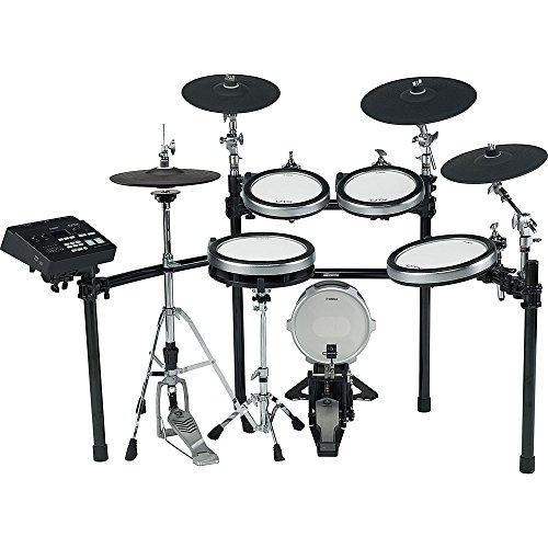 yamaha dtx electronic drum set - 8