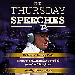 The Thursday Speeches