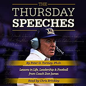 The Thursday Speeches Audiobook