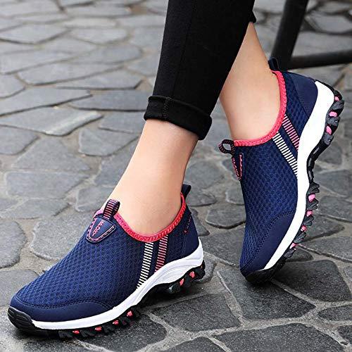 W631 New Shoes Souple Modles Hommes De Mama femme Respirant Quarante trois Mesh Fitness Loisirs Femmes Avbgt Fond Chaussures Sports Course Nouveaux Violet TEAddpq