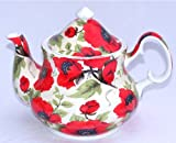 Best Heritage teapot - Fine English Bone China Teapot - 6 Cup Review