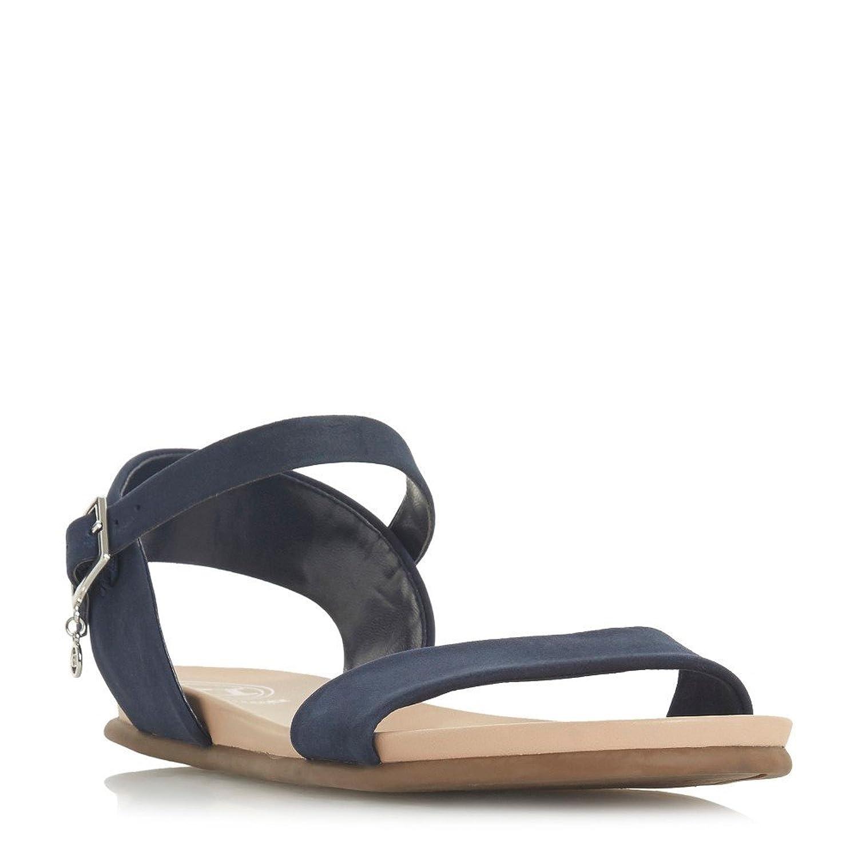 (デューン) Dune レディース シューズ靴 サンダルミュール Londoner Charm Ankle Strap Flat Sandal Shoes [並行輸入品] B07FC63MF5   3