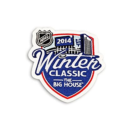 sneakers for cheap 0e0e6 33722 2014 NHL Winter Classic Game Logo Jersey Patch (Detroit Red Wings vs  Toronto Maple Leafs)