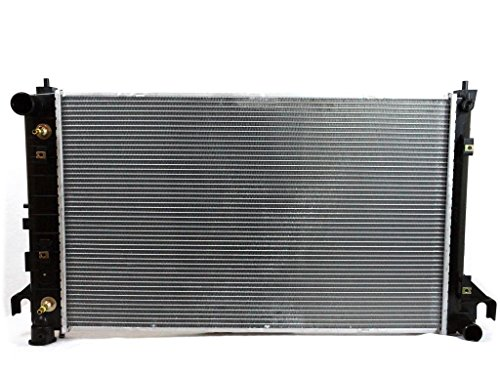 CIFIC 1552 Complete Radiator For Dodge Ram 1500 / 2500 / 3500 Truck - Gmc Sierra Invoice