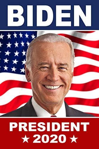 Amazon Com Classicpix Poster 12x18 Joe Biden For President In 2020 With Portrait Furniture Decor