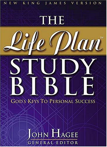 Download The Life Plan Study Bible: New King James Version Black Bonded Leather, Gilded-Gold page Edges pdf