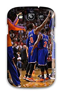 Best new york knicks basketball nba NBA Sports & Colleges colorful Samsung Galaxy S3 cases 3055964K115629108