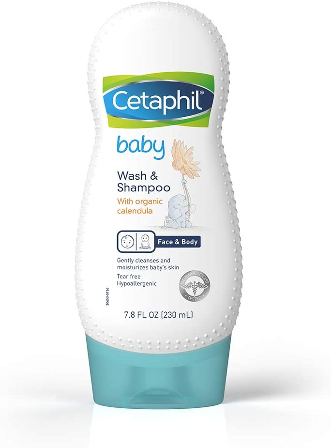 Top 10 Best Organic Baby Shampoo (2020 Reviews) 9