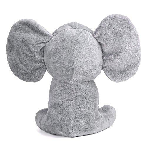 Cute Elephant Soft Plush Toy Mini Stuffed Animal Baby Kids Gift Animals Doll from Starpromise