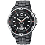 Seiko Men's SNQ095 USA Sport 100 Perpetual Calendar Watch