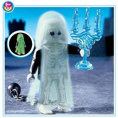 Playmobil Halloween Quick.Playmobil Scary Ghost
