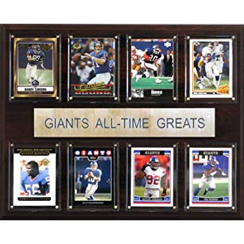 NFL New York Giants All-Time Gre...