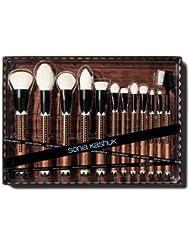 Sonia Kashuk Limited Edition Brush Set Exotic Artisan 12 pc
