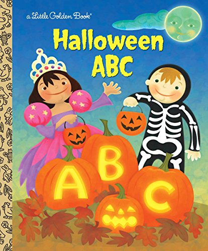 Halloween ABC (Little Golden Book) -