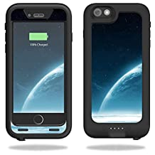 MightySkins Protective Vinyl Skin Decal for Mophie Juice Pack H2Pro for iPhone 6 Plus/6s Plus Case wrap cover sticker skins Outer Space