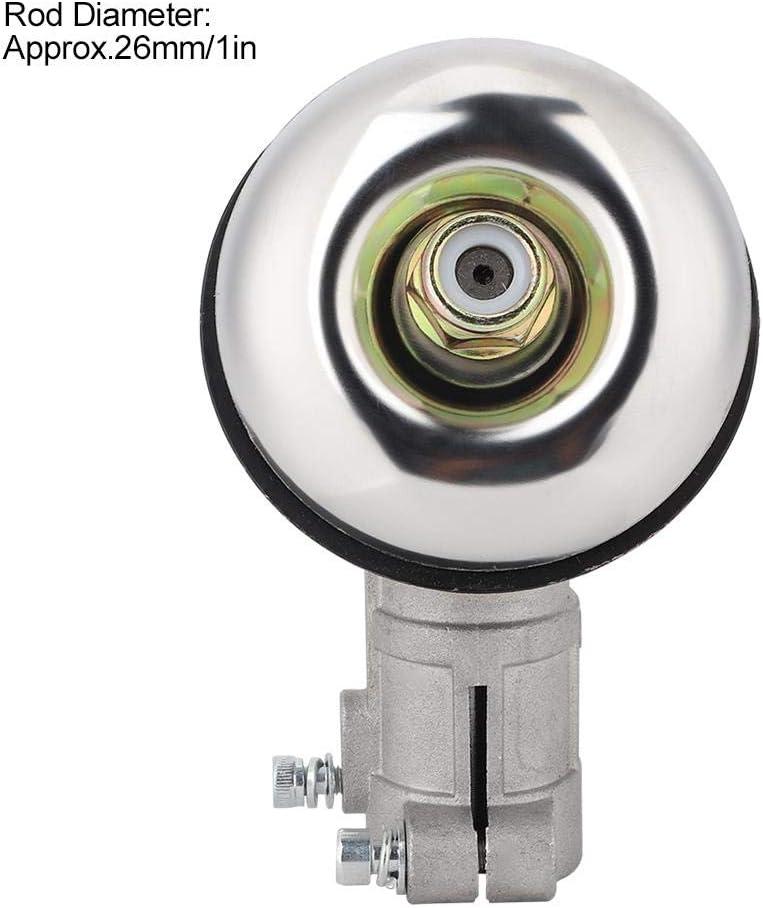 Mumusuki Cabezal de Caja de Cambios Recortador de Cabezales de Repuesto Cabezal de Engranajes Caja de Engranajes 26 mm de di/ámetro 7 Teeth