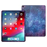 MightySkins Skin for Apple iPad Pro 12.9″ (2018) - Nebula | Protective - Durable - and Unique Vinyl Decal wrap Cover | Easy to Apply - Remove - and Change Styles | Made in The USA