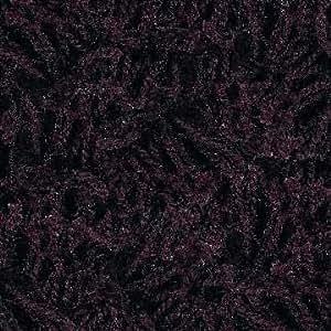 Shaw Area Rugs: Ultra Shag Rug: Chocolate Fudge Brown 00702: 10'x14' Rectangle