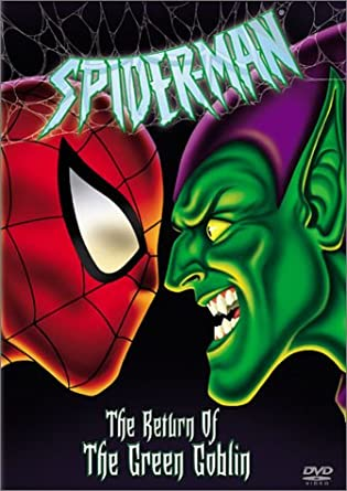 Spider-Man - The Return of the Green Goblin (Animated Series)