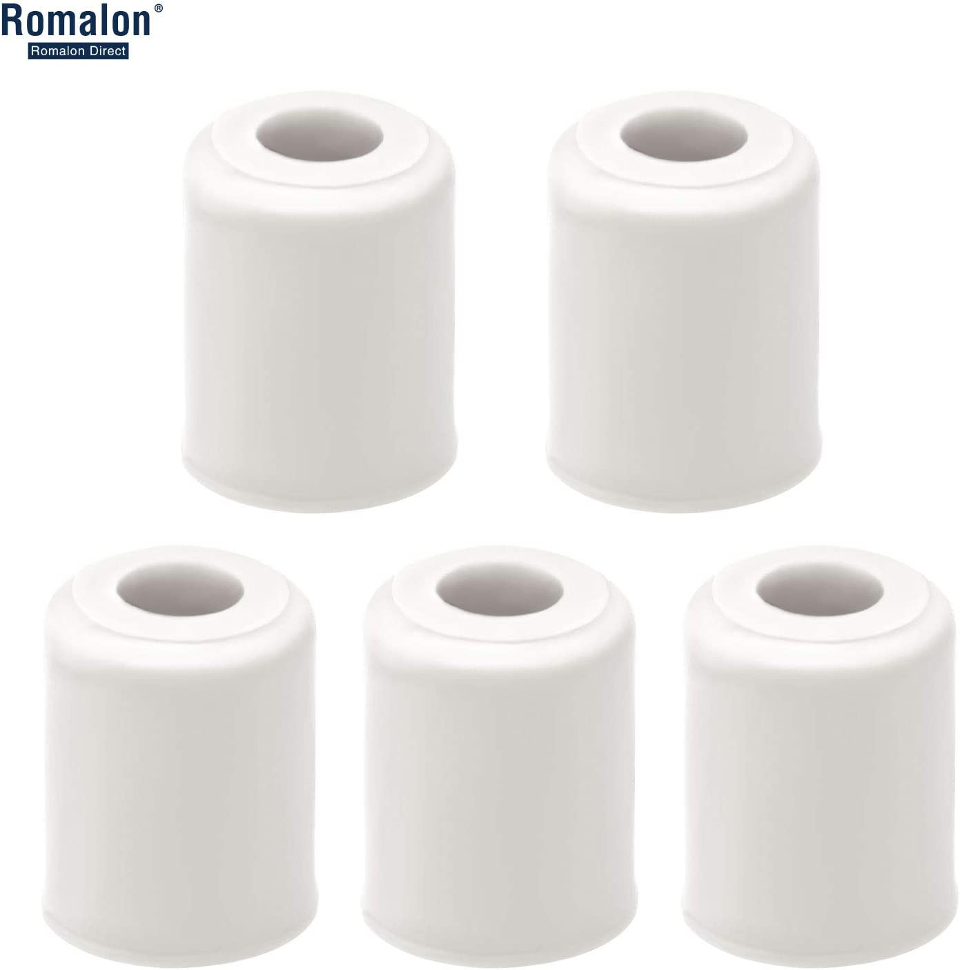 Romalon 4161530 Mixers Rubber Feet (5Pcs) Replacement for Stand Mixers&Blenders Replace for 9709707 115792