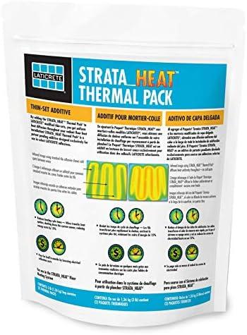 Laticrete Strata Heat Thermal Pack 3 lb
