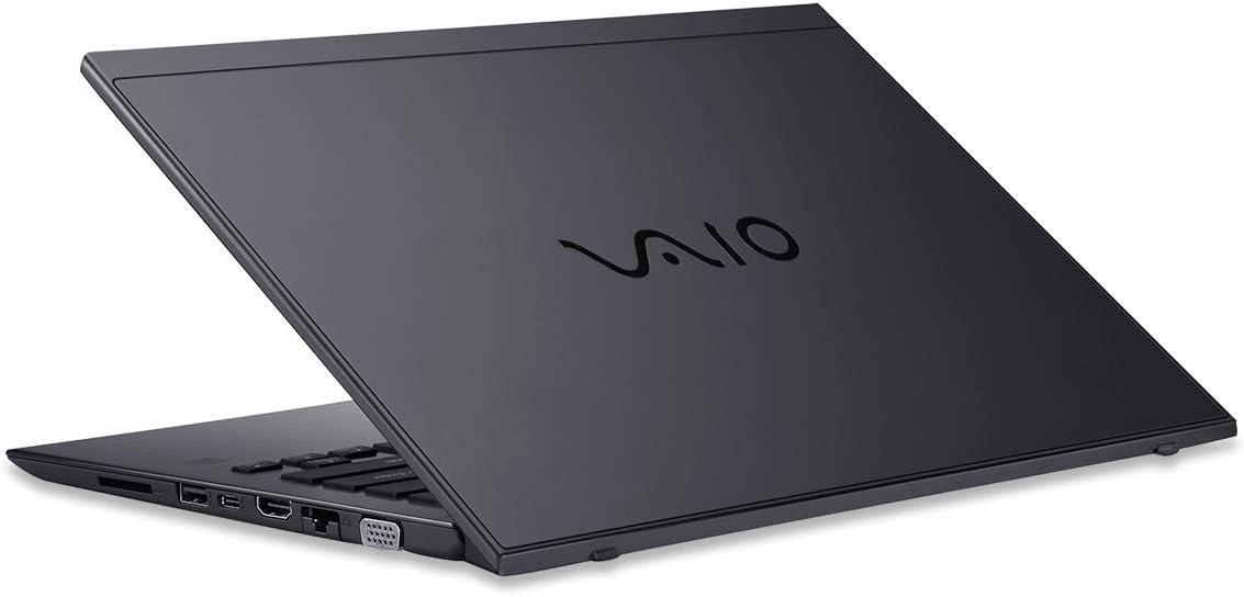 "VAIO SX12 - Intel Core i7-8565U | 16GB Memory (RAM) | 1TB PCIe SSD | Windows 10 Pro | 12.5"" Full HD (1920x1080) Display | Black"