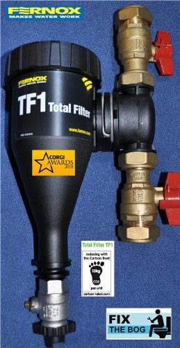 Prevent future Plumbing cost fit a FERNOX TOTAL FILTER TF1 Energy ...