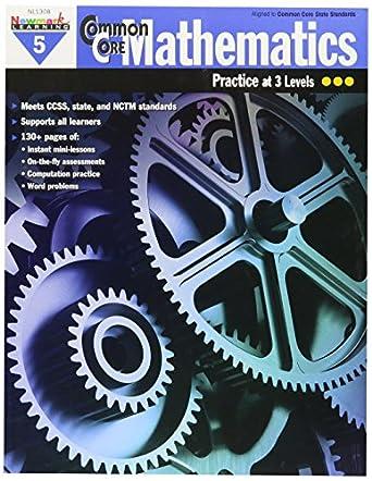 Amazon.com: Newmark Learning NL1308 Common Core Mathematics ...