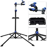 Pro Bike w/Telescopic Arm Cycle Bicycle Rack Adjustabl 41'' To 75'' Repair Stand