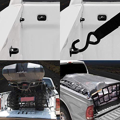Trucks Bed Side Wall Tie Down Anchor Fit GMC Chevy Silverado Colorado Canyon