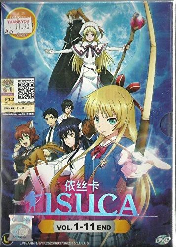 ISUCA - COMPLETE TV SERIES DVD BOX SET ( 1-11 EPISODES )