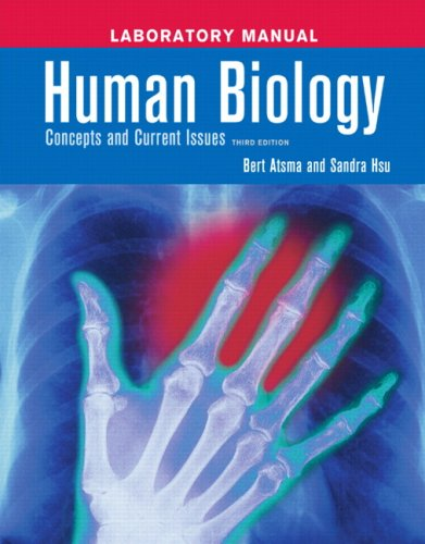 Laboratory Manual for Human Biology (3rd Edition)