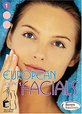 Instructional esthetic facial message