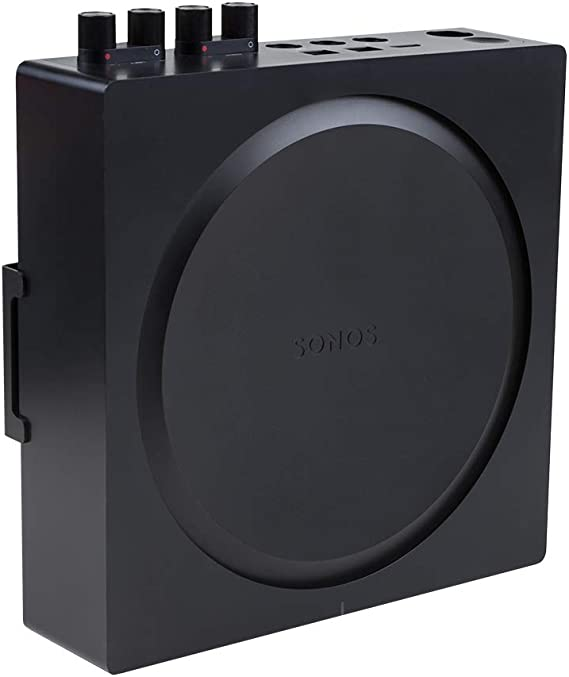 HIDEit S-Amp Sonos Amp Wall Mount - Steel Mount for Sonos Amplifier - Made in The USA and Trusted Worldwide Since 2009 - Search afterHIDEit on Social