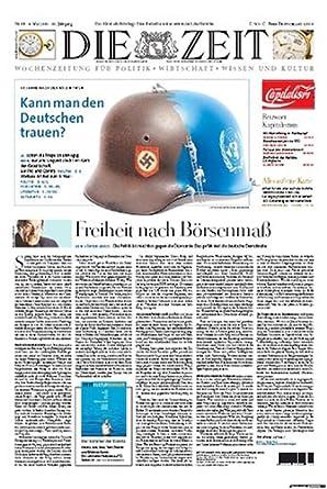 Die Zeit - Hamburg Print Magazine