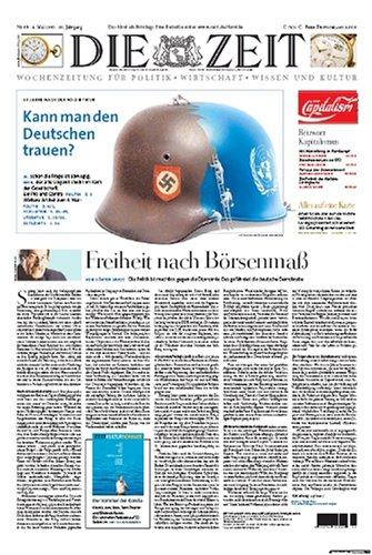 Magazines : Die Zeit - Hamburg
