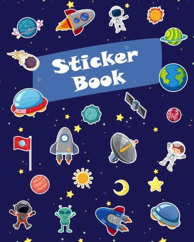 Top 10 best blank sticker book for boys 2020