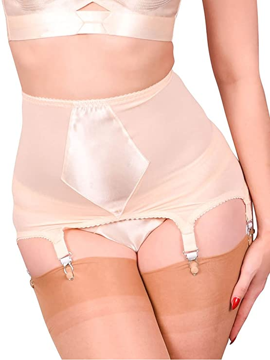 Retro Lingerie, Vintage Lingerie, New 1950s,1960s, 1970s What Katie Did Girdlette Girdle Harlow £42.00 AT vintagedancer.com