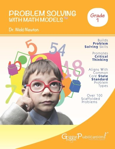 Download Problem Solving with Math Models ~~ First Grade BW ebook