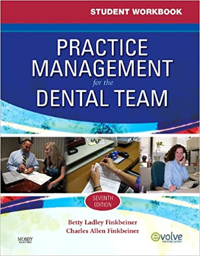 Student Workbook for Practice Management for the Dental Team, 7e