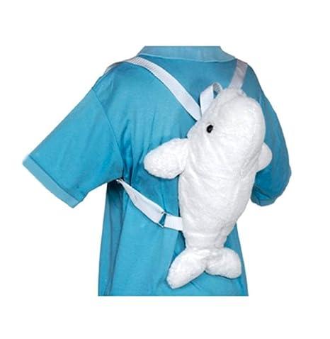 FIESTA Beluga Whale Backpack 11