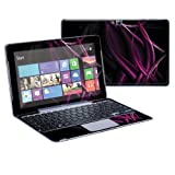 """MightySkins Protective Skin Decal Cover for Samsung ATIV Smart PC Pro 500T Tablet & Keyboard with 11.6"""" screen Sticker Skins Purple Future by MightySkins"""